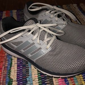 Adidas Running Shoes w Cloudfoam Sz 7